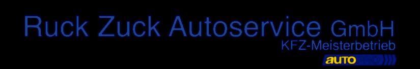 Ruck Zuck Autoservice GmbH – KFZ Werkstatt Hanau